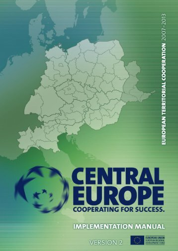 IMPLEMENTATION MANUAL - Central Europe