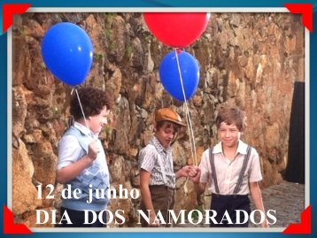 12 de junho DIA DOS NAMORADOS - Globo Minas Comercial