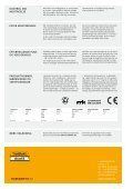 Monteringsvejledning - Tepo - Page 4