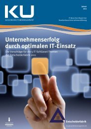 IT Branchenreport 1-2011 gesamt.pdf - GUIG