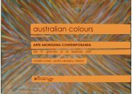 australian colours - Associazione Italia-Australia