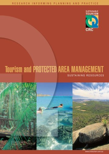 Tourism and PROTECTED AREA mAnAgEmEnT - Sustainable ...