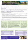 Study Abroad and Incoming Exchange Information sheet - Page 3