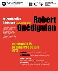 Tout le programme détaillé, ici. - Marseille Provence 2013