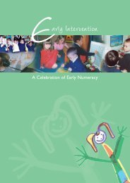 A Celebration of Early Numeracy - Tolbooth - Stirling Council