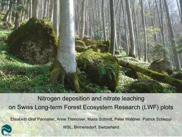 Elisabeth Pannatier_N deposition Swiss forests.pdf