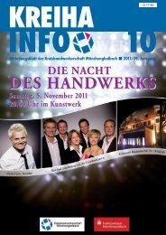 Kreiha-Umschlag 10.11 - Kreishandwerkerschaft Mönchengladbach
