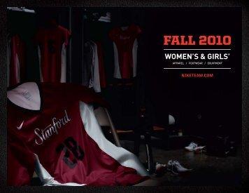 FALL 2010 - Nike Team Sports