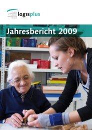 Jahresbericht 2009 - logisplus AG