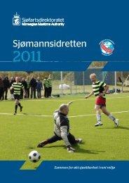 Sjømannsidretten 2011 - Sjøfartsdirektoratet