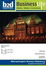 Metropolregion Bremen-Oldenburg - b2d business to dialog Hofes e.K.