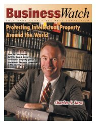 Protecting Intellectual Property Around the World - DeWitt Ross and ...