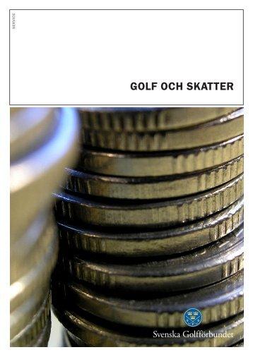 golf oCh SkattER - Golf.se