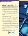 Dear Texas Student - Achieve Texas - Page 2