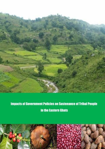 Impacts of Government Policies on Sustenance of Tribal ... - Samata