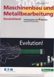Maschinenbau und Metallbearbeltung Deutschland - Strothmann