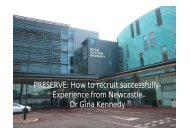 Gina Kennedy - How intensively should we treat blood pressure in ...