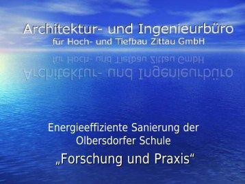Stadtbad Zittau - Fachbereich Bauwesen
