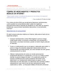 compra de medicamentos y productos médicos en internet