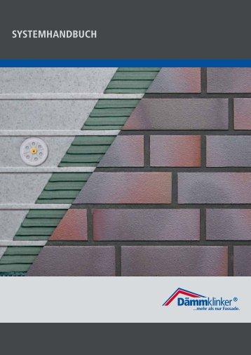DK-Systemhandbuch - Dämmklinker