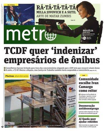 RÁ-TÁ-TÁ-TÁ-TÁ - Metro