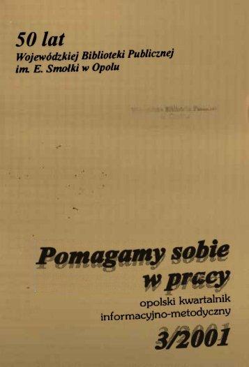 50 lat - Bibliotekarz Opolski