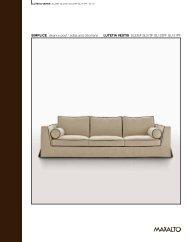 SIMPLICE divani e pouf / sofas and ottomans LUTETIA ... - Dammacco