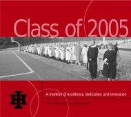 03 Graduation piece - Indian Hill School District