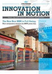 The New New MINI in Full Swing. - Strothmann