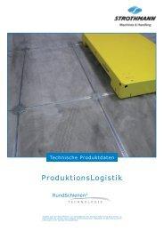 Prospekt RundSchienen®-Technologie - Technische ... - Strothmann
