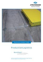 Technical product data - Strothmann