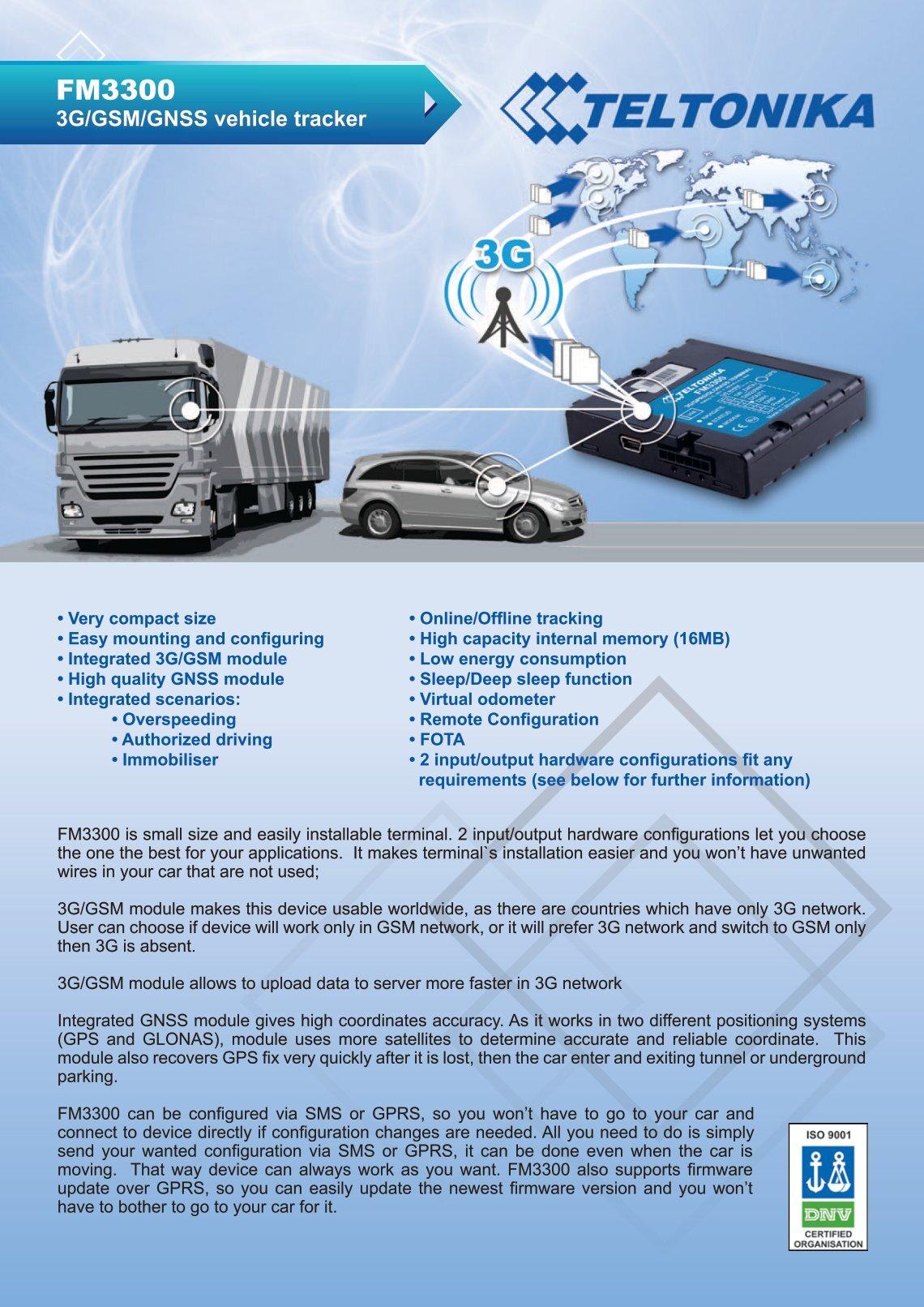 Tkstar gps tracker gsm/gprs/gps
