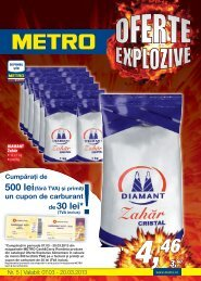 Catalog Metro varianta PDF - Infoo.ro