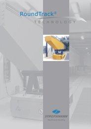 Brochure RoundTrack® System - Strothmann
