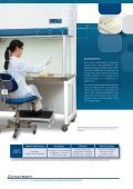Laminar Flow Clean Benches, Horizontal and Vertical - Esco - Page 2