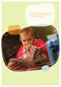 Paediatric Integrated Cancer Service Annual Report 2009-10 - Page 7