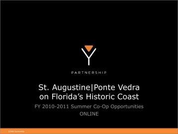 St. Augustine|Ponte Vedra on Florida's Historic Coast - sapvb.org