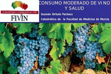 Efectos beneficiosos del consumo moderado de vino - Coag