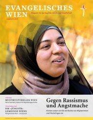 Ausgabe 01/2010 - Evangelische Kirche Wien