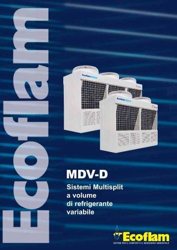 Sistemi Multisplit a volume di refrigerante variabile - Ferramenta ...