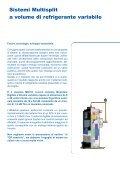 Sistemi Multisplit a volume di refrigerante variabile - Ferramenta ... - Page 2