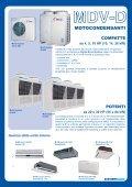 Sistemi Multisplit a volume di refrigerante variabile - Ferramenta ... - Page 4