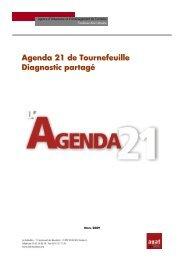 Agenda 21 de Tournefeuille Diagnostic partagé - Ville de ...