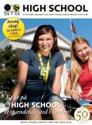 High School Brochure - STS