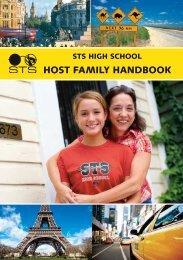 HoST family Handbook - STS