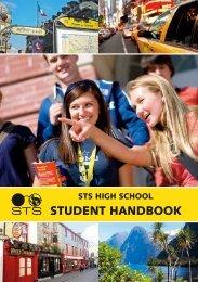 STUDENT HaNDbook - STS