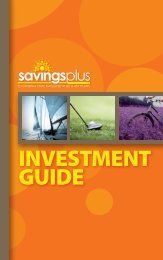 INVESTMENT GUIDE - Nationwide Retirement Solutions