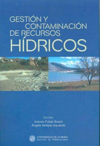 Gestión y contaminación de recursos hídricos. - Club del Agua ...