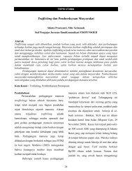 Traficking dan Pemberdayaan Masyarakat Shinta Prastyanti, Mite ...