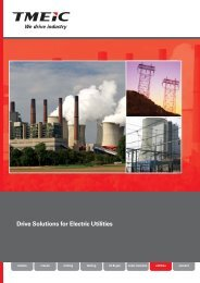 Solutions for Electric Utilities A4 - Tmeic.com